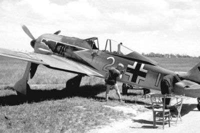 Focke-Wulf Fw.190 A-2