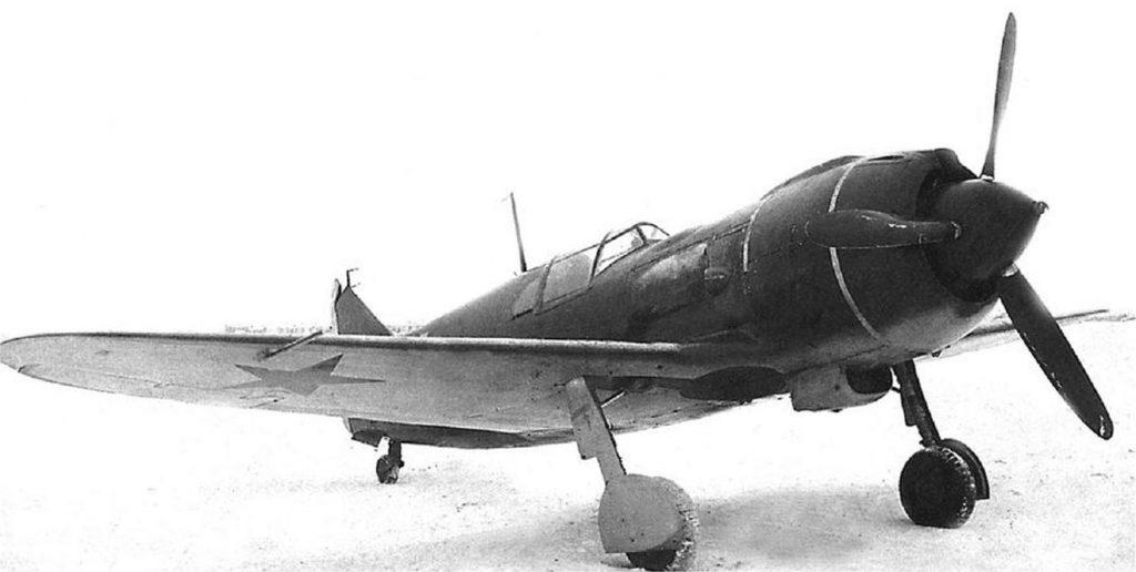 Ла-5 восьмой серии