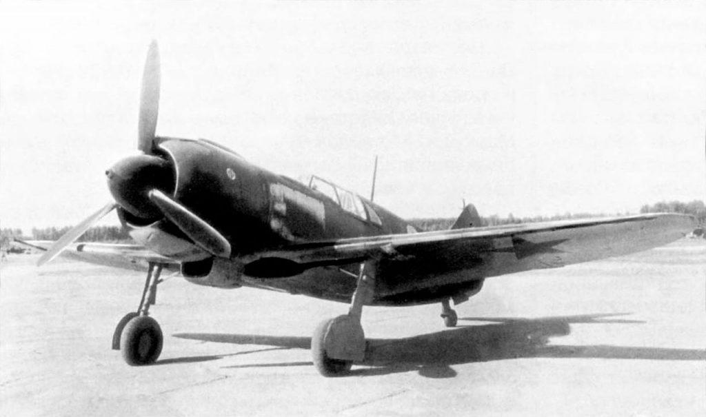 """Ла-5Ф """"тип 37"""""""