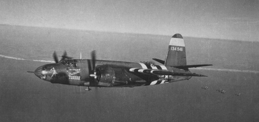 Martin B-26C Marauder