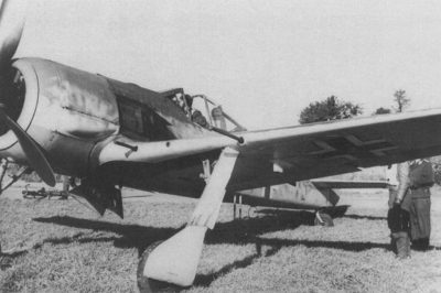"Focke-Wulf Fw.190 A-6 W.Nr 530120 Josef ""Pips"" Priller JG26"