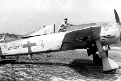 Focke-Wulf Fw.190 A-6 W.Nr 530727 6./JG26 Beauvais-Nivilliers осень 1943 года