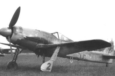 Focke-Wulf Fw.190 D-9 7./JG26 май 1945