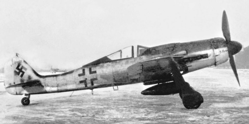 Focke-Wulf Fw.190 D-9 W.Nr 211132