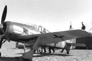 Focke-Wulf Fw.190 A-4 W.Nr 681 Kurt Bühligen 4./JG2