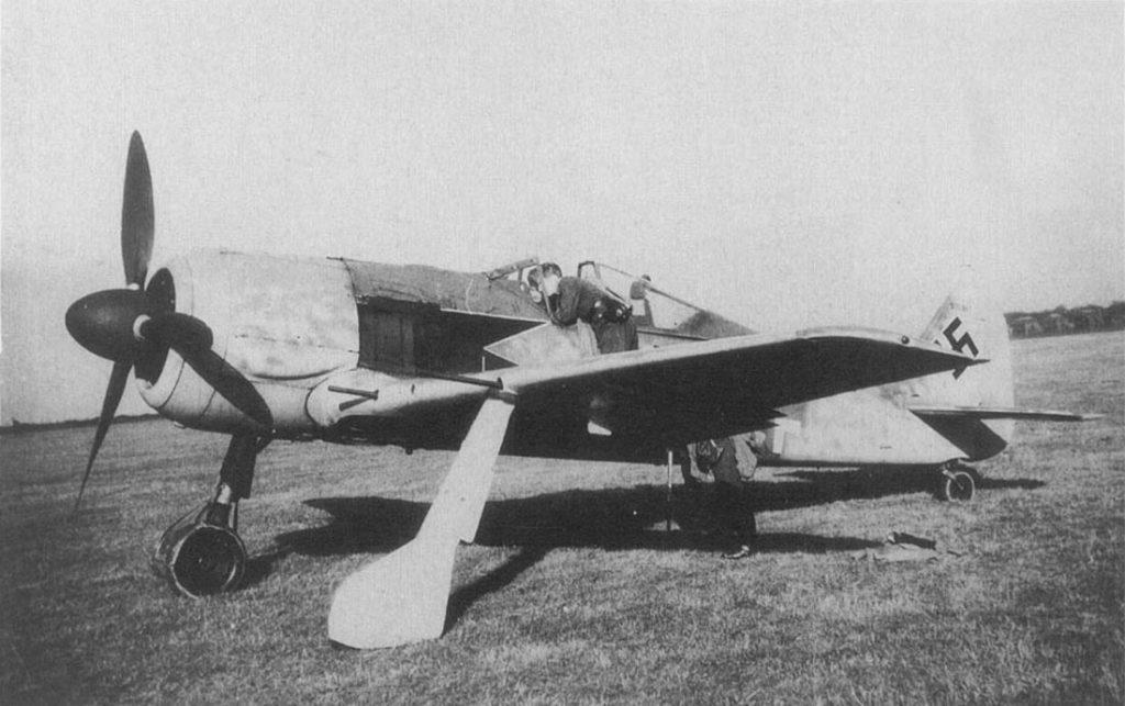 Focke-Wulf Fw.190 A-6 W.Nr 530941 JG2