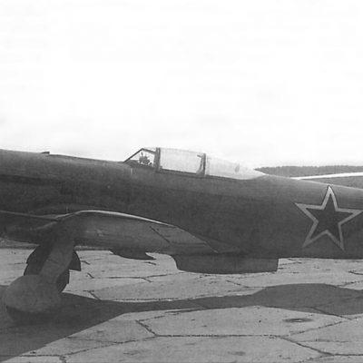 Як-9У ВК-107А 10-10