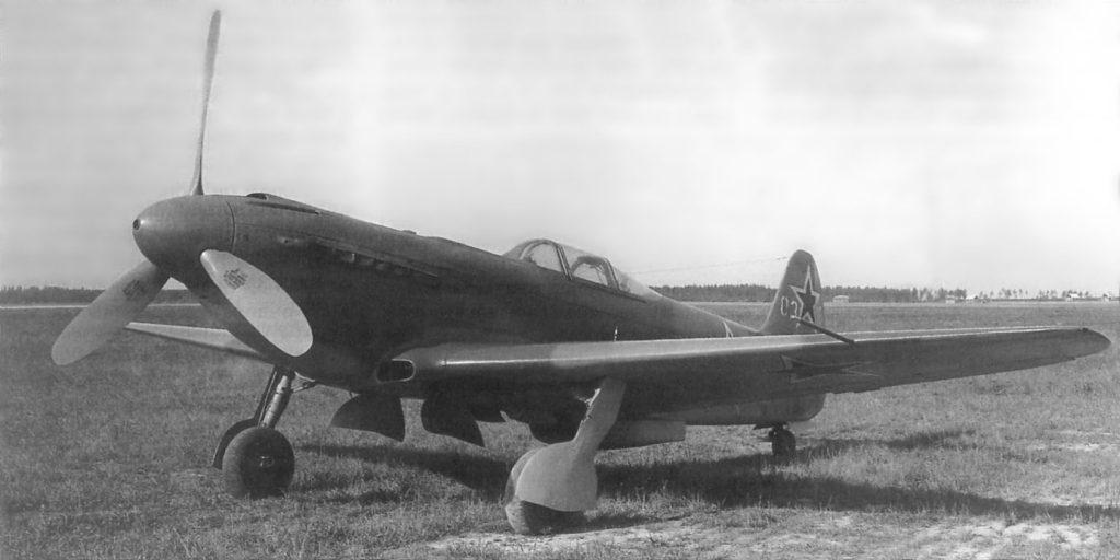 Як-9У ВК-107А 03-16