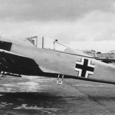 Focke-Wulf Fw.190 A-3/Trop W.Nr 511