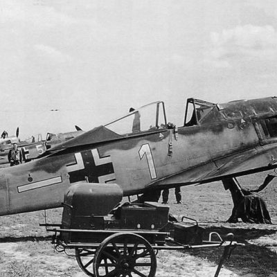 "Focke Wulf Fw.190 A-5 W.Nr 1197 Otto ""Stotto"" Stammberger 4./JG26 начало 1943 года"