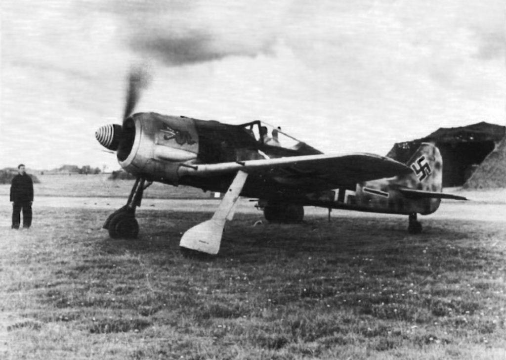 Focke-Wulf Fw.190 A-3 II/JG1