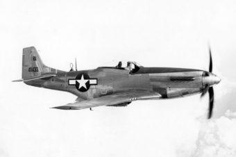 North American P-51K Mustang