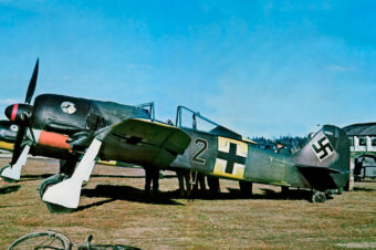 Focke-Wulf Fw.190A in Color