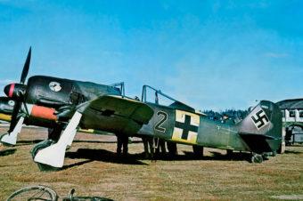 Focke-Wulf Fw.190A in Color