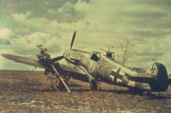Messerschmitt Bf.109F in Color