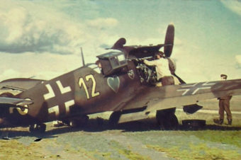 Messerschmitt Bf.109G in Color