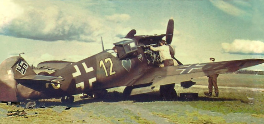 Messerschmitt Bf.109G in Color