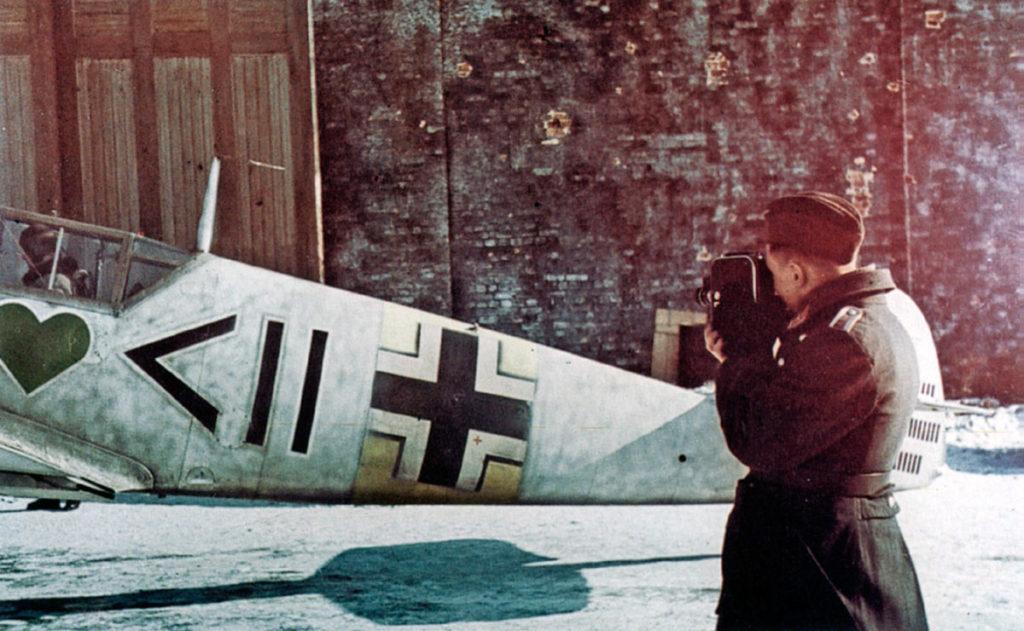 Messerschmitt Bf.109 F-2 Hptm. Hans Philipp I/JG54 Красногвардейск, март 1942 года