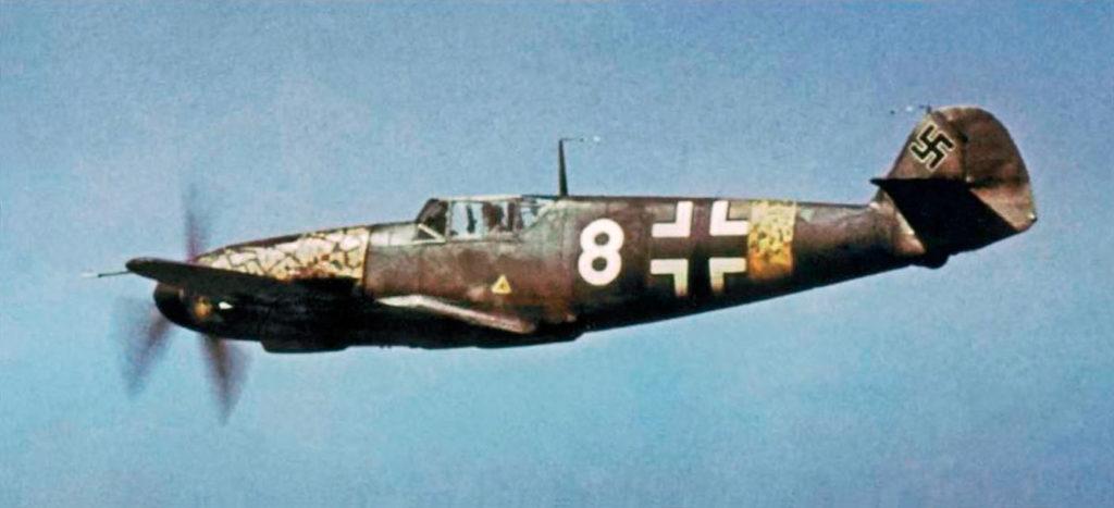 Messerschmitt Bf.109 F-4 1./JG52