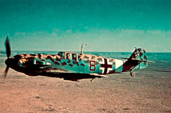 Messerschmitt Bf.109E in Color