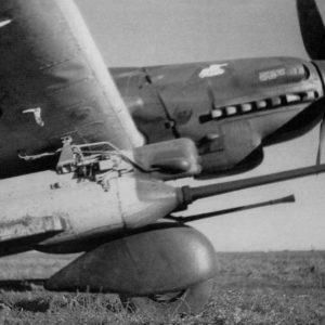 Junkers Ju.87 G-1 Bordkanone BK 3,7 cm