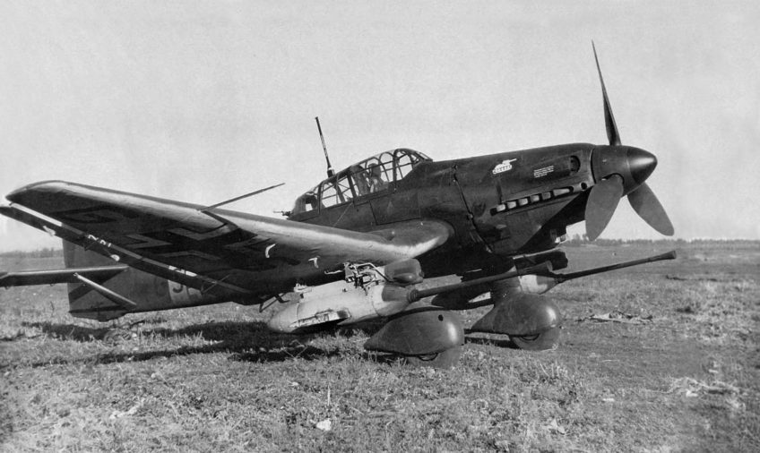 Junkers Ju.87G Kanonenvogel