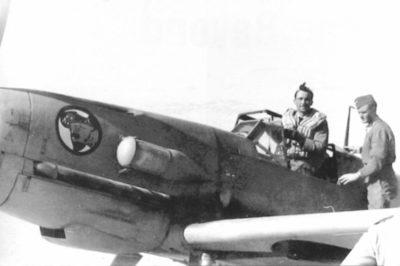 Messerschmitt Bf.109 F-4 trop I/JG27