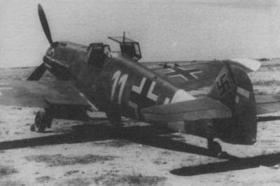 Messerschmitt Bf.109 F-4 trop