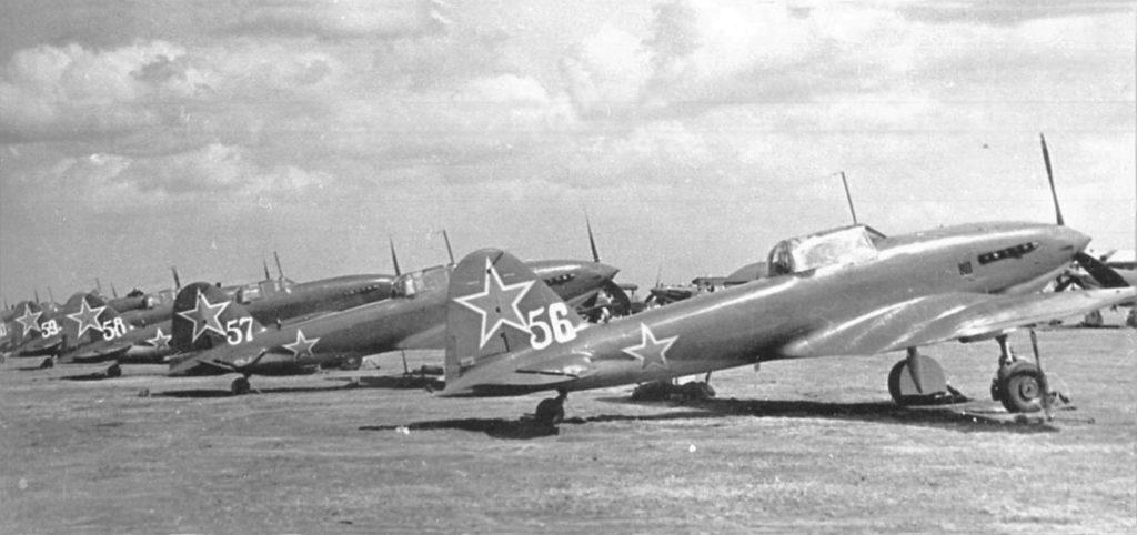 Штурмовики Ил-10