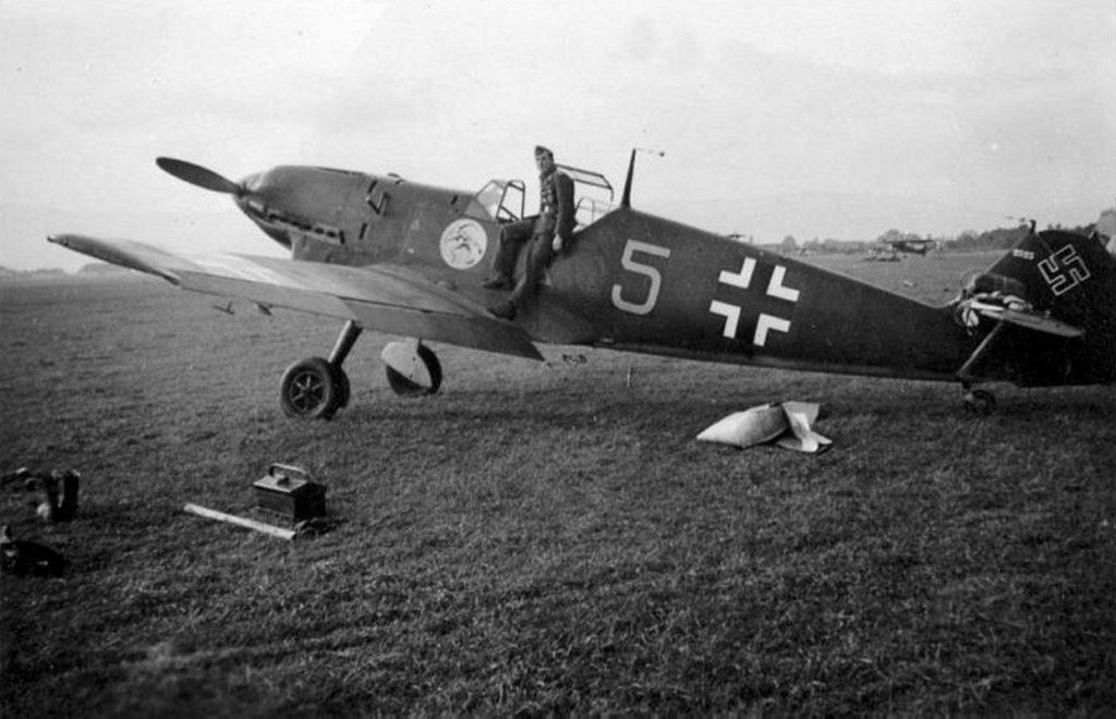 Messerschmitt Bf.109 D-1 I/JG137