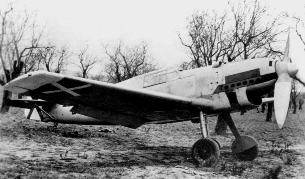 Messerschmitt Bf.109A 6-15, 2.J/88 Legion Condor, Испания 1937 год