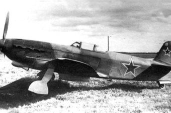 Истребитель Як-9К