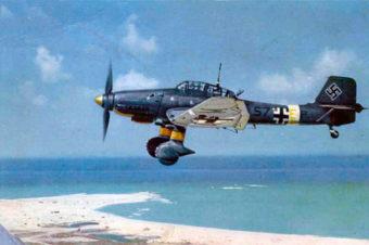 Junkers Ju.87D in Color