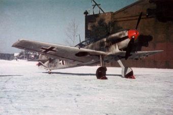 Messerschmitt Bf.109D in Color