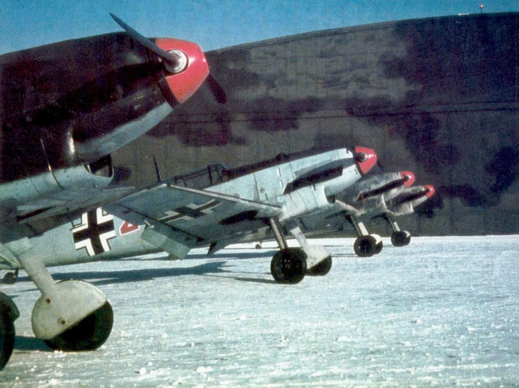 Messerschmitt Bf.109D 2./JFS4 Fürth, Германия