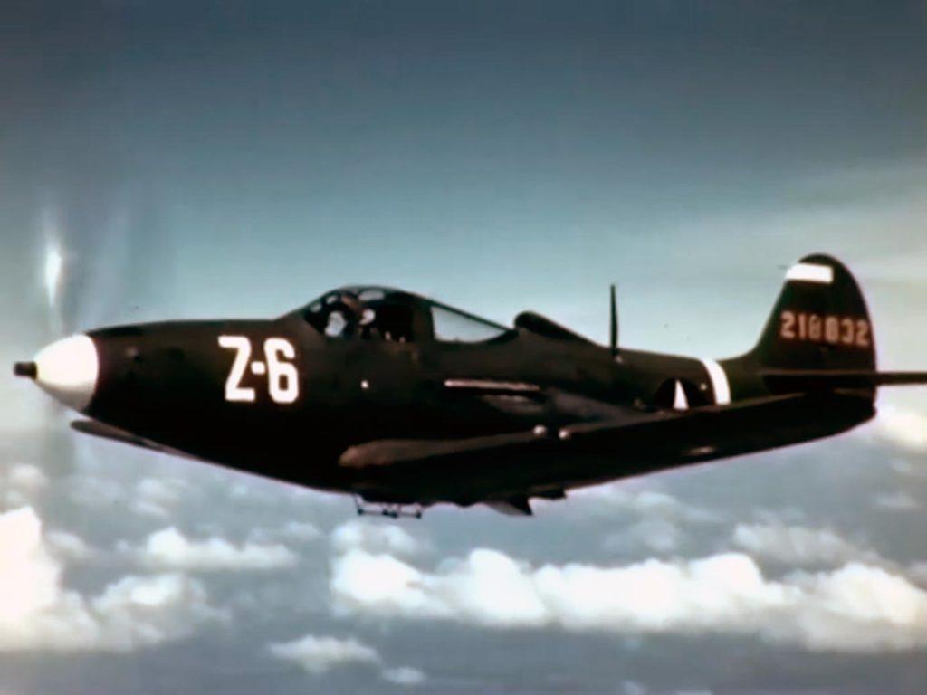 Bell P-39N Airacobra s/n 42-18832