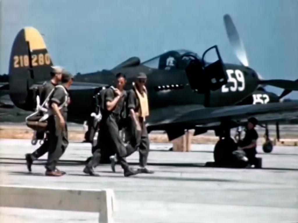 Bell P-39N Airacobra s/n 42-18280