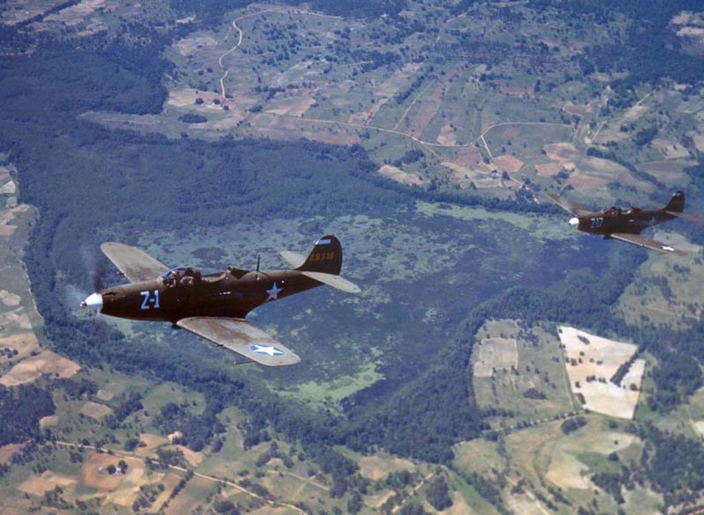 Bell P-39N Airacobra s/n 42-9716