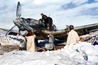 Junkers Ju.87B in Color