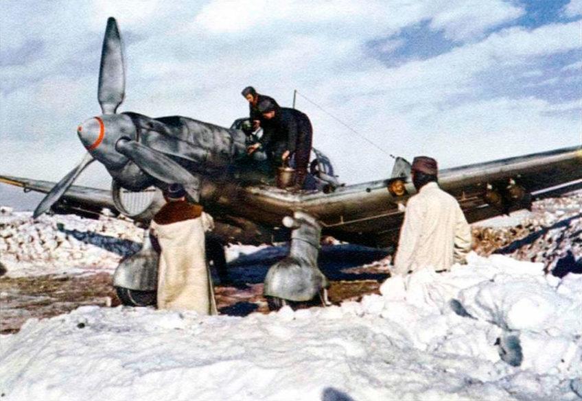 Junkers Ju.87B in Color