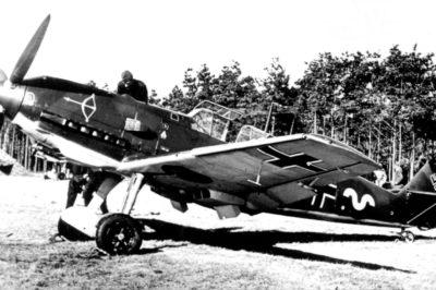Messerschmitt Bf.109 E-1 JG20