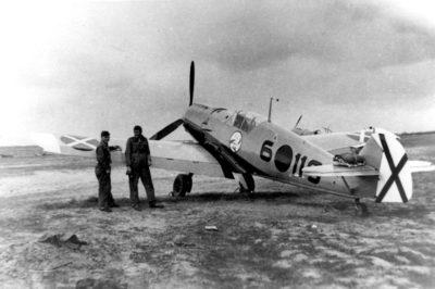 Messerschmitt Bf.109 E-1