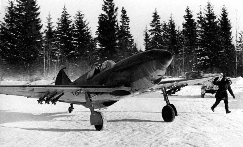 Истребитель ЛаГГ-3