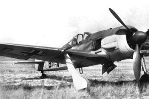Focke-Wulf Fw-190 A-5/U9 W.Nr 816 прототип Fwю190 A-7