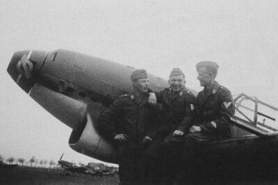 Messerschmitt Bf.109 C-3 из JG130 1938 год